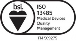BSI-Assurance-Mark-ISO-13485-FM509275 © bsi - All Rights Reserved