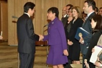 Secretary Pritzker and Prime Minister Shinzō Abe