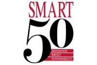Smart 50 Logo @ smart business all rights reserved